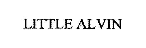 LITTLE ALVIN