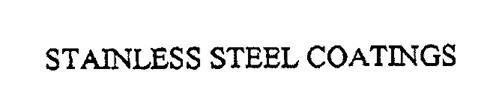 STAINLESS STEEL COATINGS