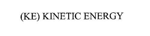 (KE) KINETIC ENERGY