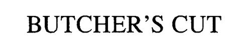 BUTCHER'S CUT