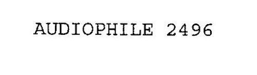 AUDIOPHILE 2496