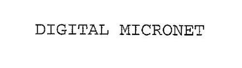 DIGITAL MICRONET