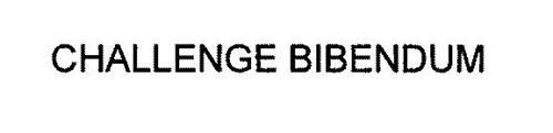 CHALLENGE BIBENDUM