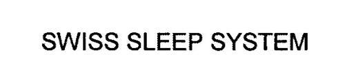 SWISS SLEEP SYSTEM