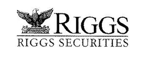RIGGS RIGGS SECURITIES