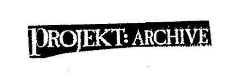 PROJEKT: ARCHIVE