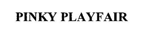 PINKY PLAYFAIR