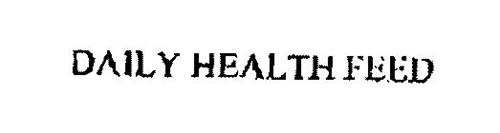 DAILY HEALTH FEED