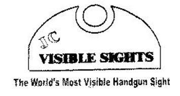 JC VISIBLE SIGHTS THE WORLD'S MOST VISIBLE HANDGUN SIGHT