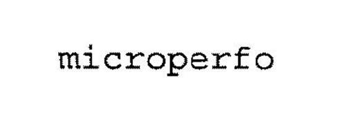 MICROPERFO