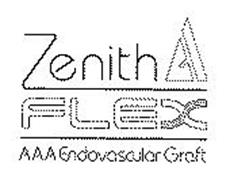 ZENITH FLEX AAA ENDOVASCULAR GRAFT