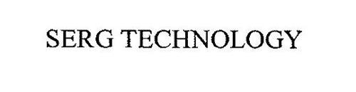 SERG TECHNOLOGY