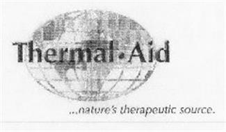 THERMAL·AID ...NATURE'S THERAPEUTIC SOURCE.