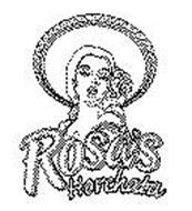 ROSA'S HORCHATA