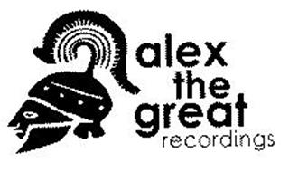 ALEX THE GREAT RECORDINGS