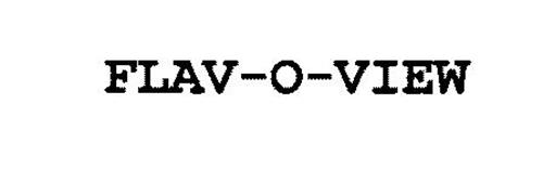FLAV-O-VIEW