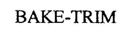 BAKE-TRIM