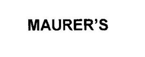 MAURER'S