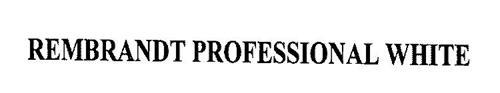 REMBRANDT PROFESSIONAL WHITE