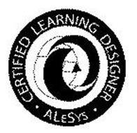 ALESYS CERTIFIED LEARNING DESIGNER