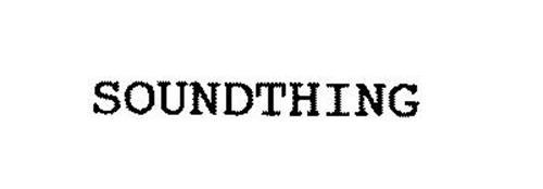 SOUNDTHING