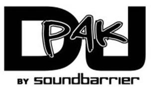 DJ PAK BY SOUNDBARRIER
