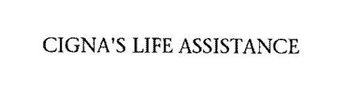CIGNA'S LIFE ASSISTANCE