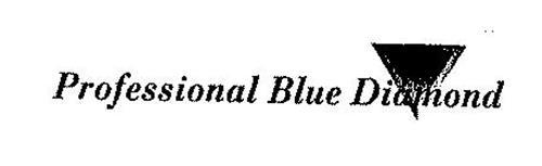 PROFESSIONAL BLUE DIAMOND