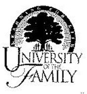 UNIVERSITY OF THE FAMILY LEARNING FOR LIFE