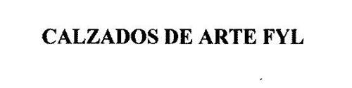 CALZADOS DE ARTE FYL