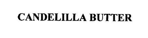 CANDELILLA BUTTER