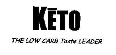 KETO THE LOW CARB TASTE LEADER
