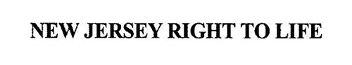 NEW JERSEY RIGHT TO LIFE