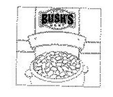 BUSH'S BEST SINCE 1908