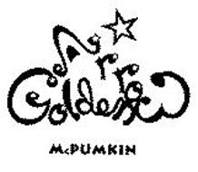 GOLDEN ARROW MCPUMKIN