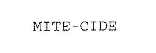MITE-CIDE