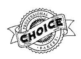 PROFESSIONAL BAKERS CHOICE