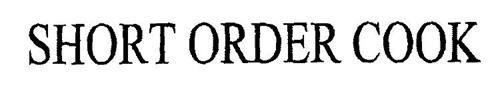 SHORT ORDER COOK