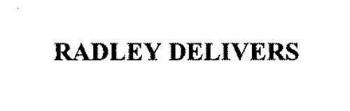 RADLEY DELIVERS