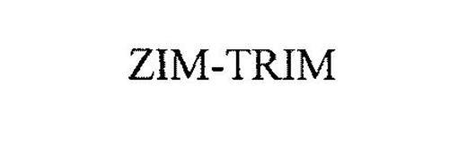 ZIM-TRIM