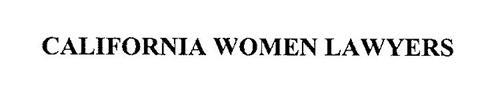 CALIFORNIA WOMEN LAWYERS