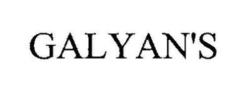 GALYAN'S