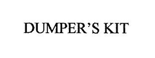 DUMPER'S KIT