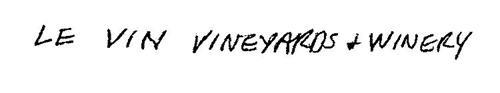 LE VIN VINEYARDS & WINERY