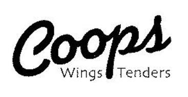 COOPS WINGS TENDERS
