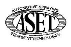 ASET AUTOMOTIVE SPRAYING EQUIPMENT TECHNOLOGIES