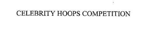 CELEBRITY HOOPS COMPETITION