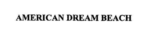 AMERICAN DREAM BEACH