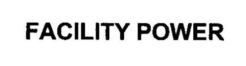 FACILITY POWER