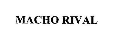 MACHO RIVAL